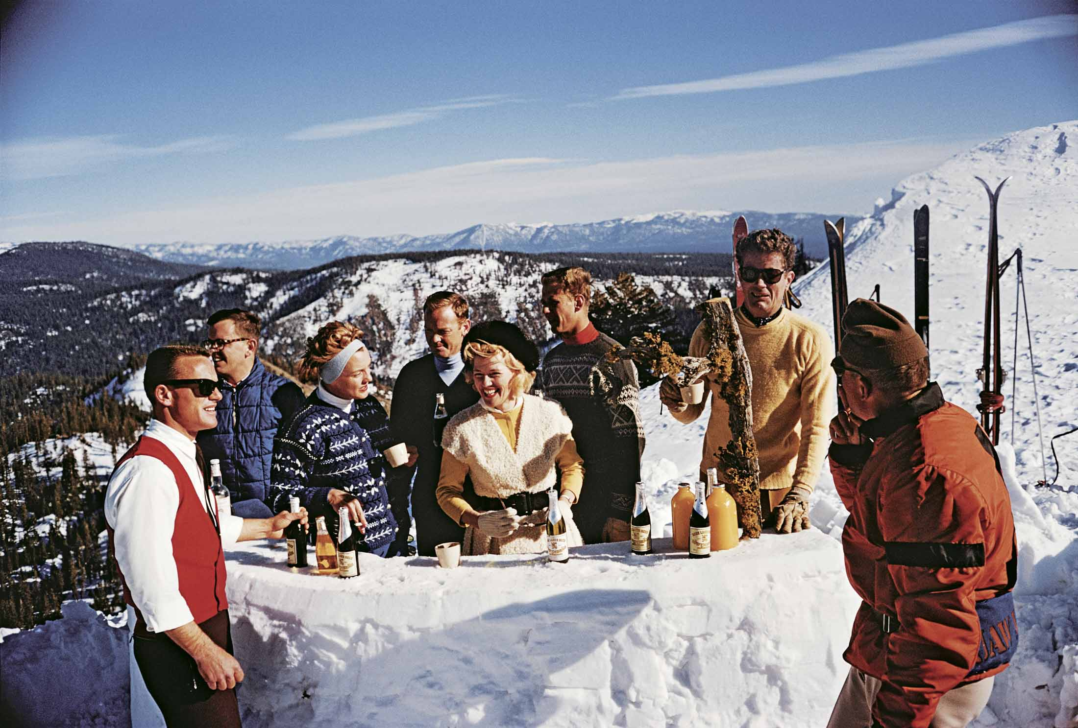 Apres-Ski Comfort