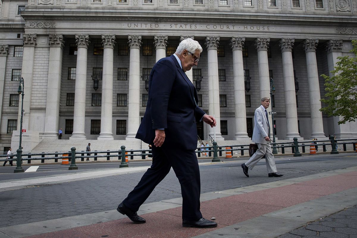 Oil Investor Zukerman Gets Almost Six Years for Tax Evasion