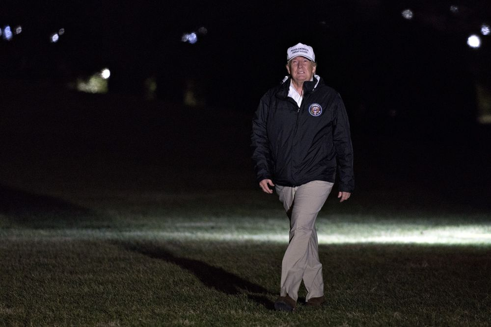 Trump Is Totally Lost on the Shutdown