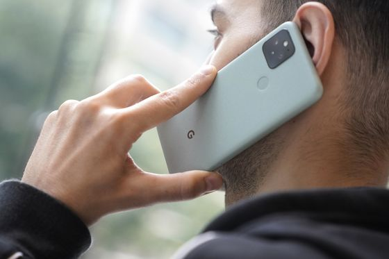 Google's Pixel 5 Is Made of Recycled Aluminum and Ideas: Review