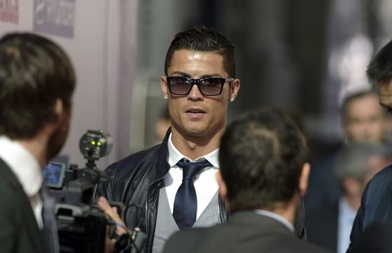 Ronaldo's Las Vegas Rape Accuser Drops One Case, Files Another