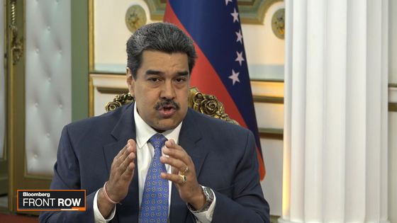 Maduro Has Only Himself to Blame for Venezuela's Plight
