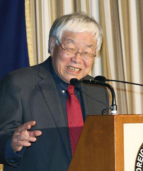 Yale University professor emeritus of economics Koichi Hamada