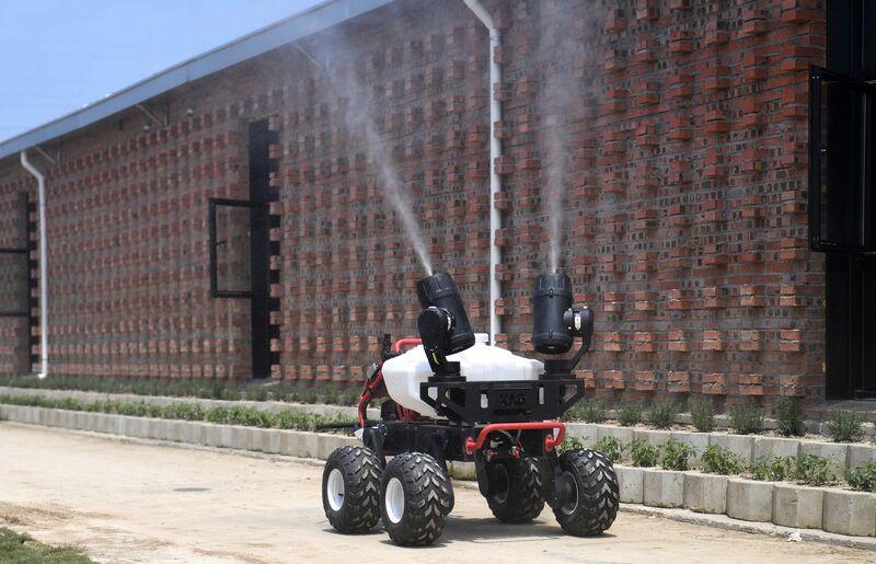 Intelligent Pig Farm In Jiaxing