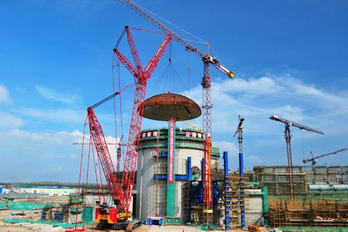 China Wants Nuclear Reactors, and Lots of Them