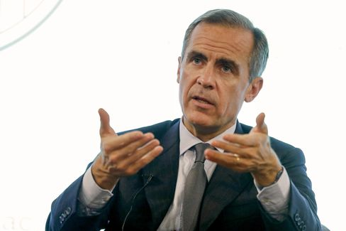 Bank Of England Governor Mark Carney Delivers Speech At The Cairncross Memorial Lecture