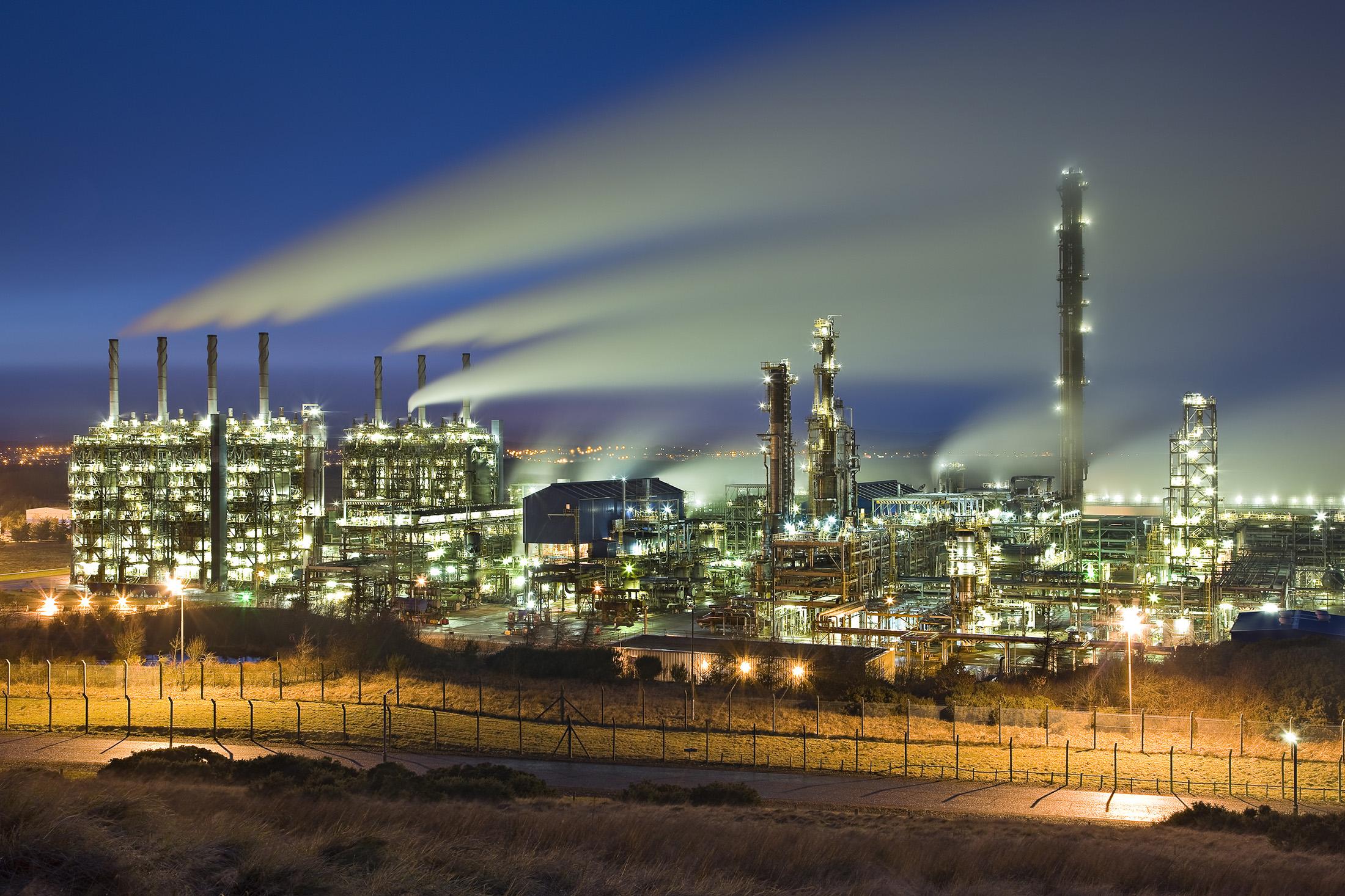 Petrochemical Abundance