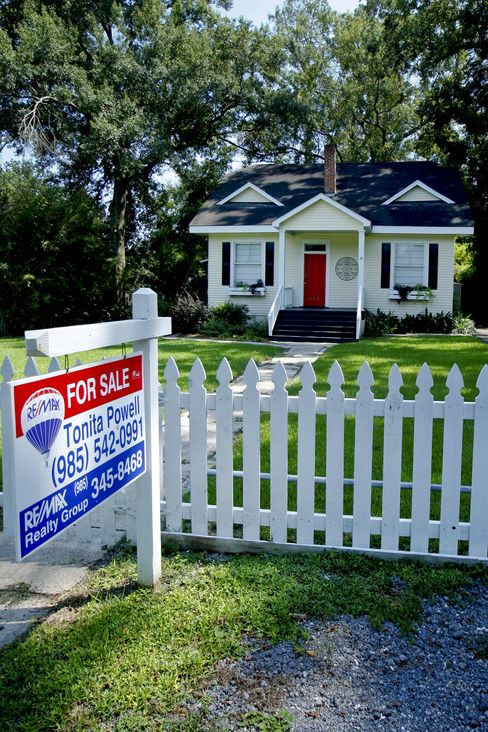 Pending Sales of U.S. Existing Homes Probably Dropped