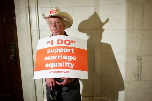 How the Gay Marriage Battle Hurts Business