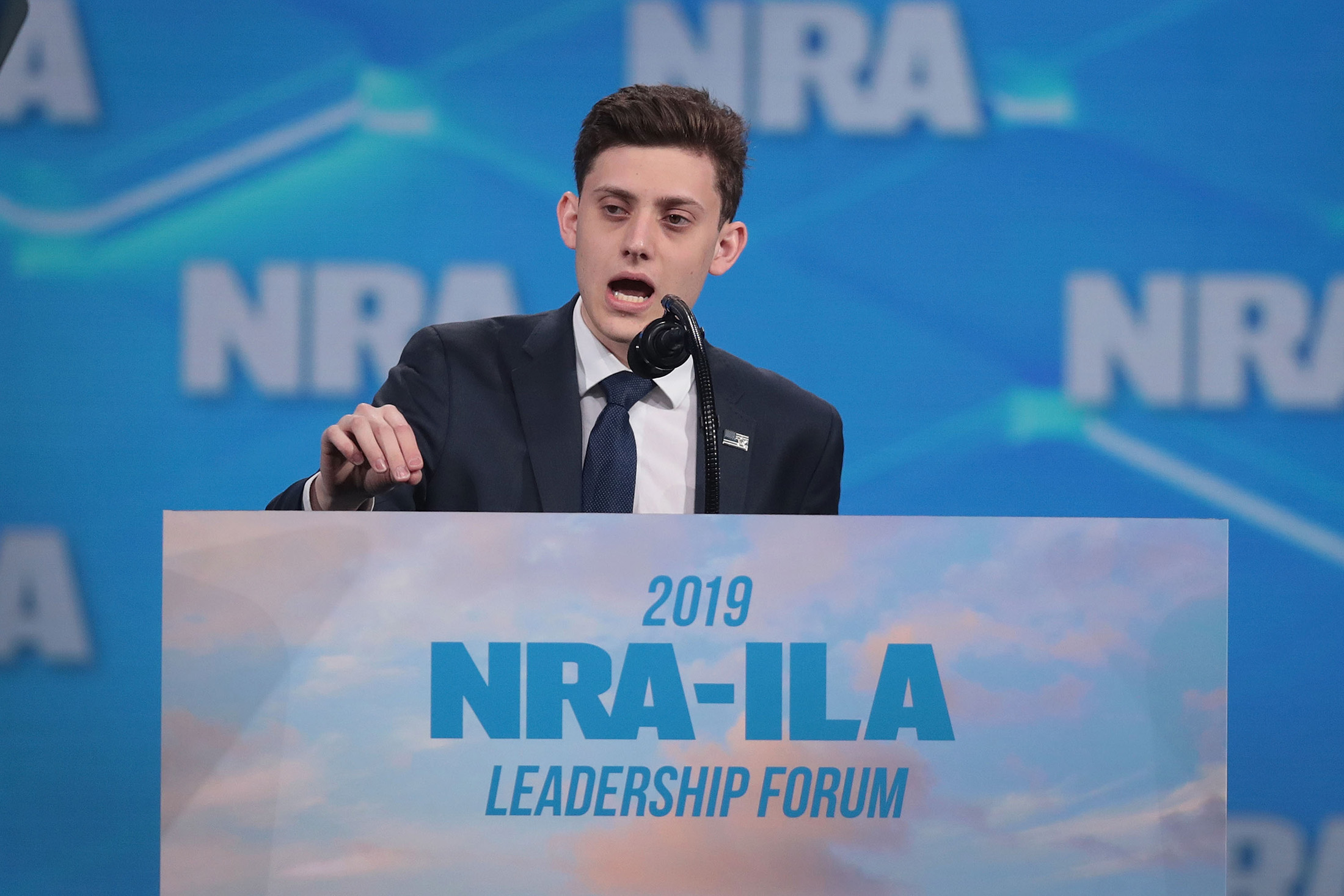 Kyle Kashuv Loses Harvard Admission Over Racist Comments