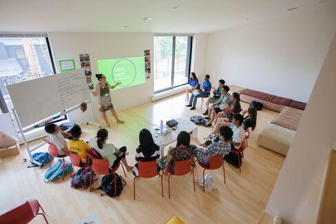 ISAK classroom