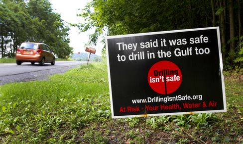 Top New York Court to Decide Whether Towns Can Ban Fracking