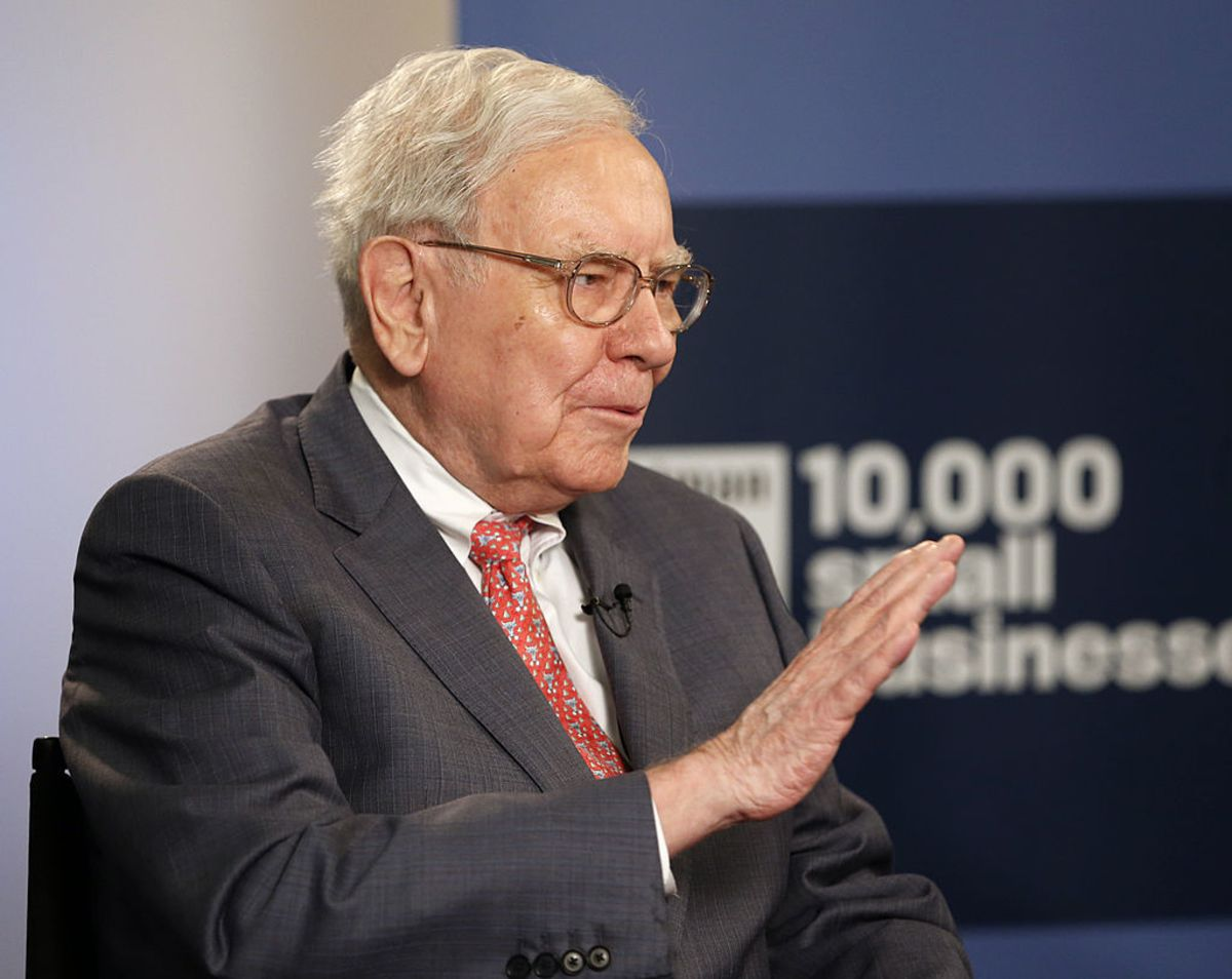 If Warren Buffett Is Buying Airline Stocks, Competition Is Over