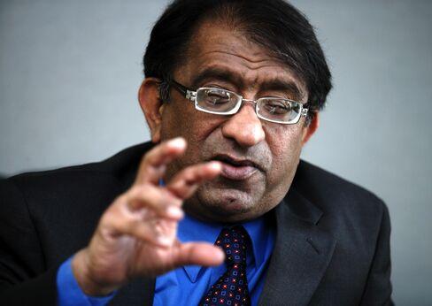 Faizullah Abbasi, managing director of Sui Southern Gas Co.