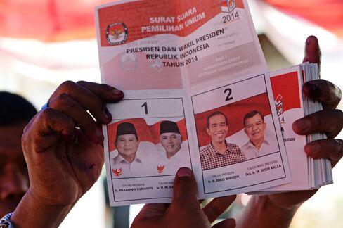 Presidential contest