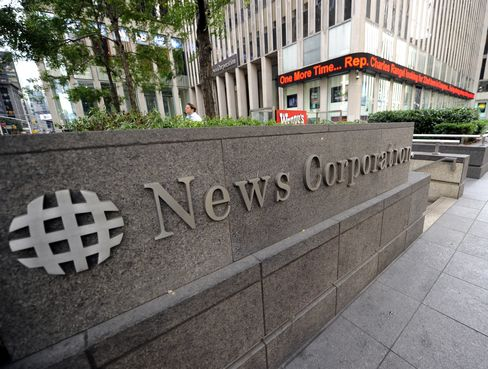 News Corp. Profit Exceeds Analysts' Estimates on Subscriber Fees