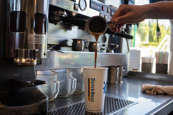 TSG-Backed Coffee ChainDutchBrosFiles for IPO Showing Profit