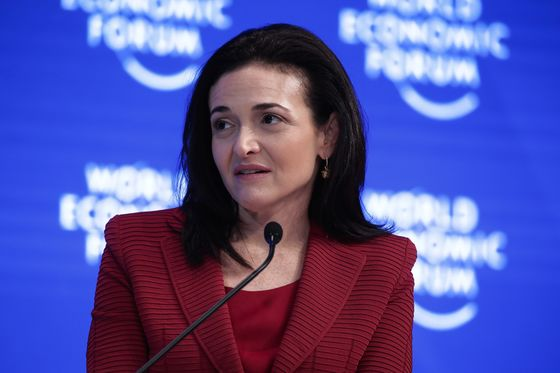 Reckoning Follows Men (and One Certain Woman) to Davos Forum