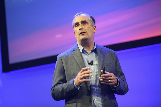 Ousted Intel CEO to Lead Car-Dealer Software Company