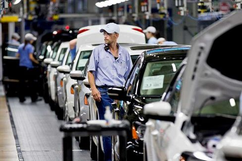 Volkswagen's Tennessee Plant Might Get a Quasi-Union After All