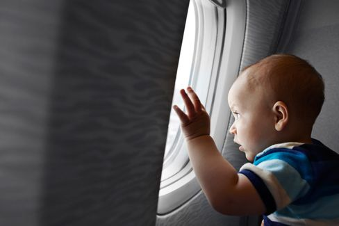 Q&A: Why Children Are Annoying on Airplanes