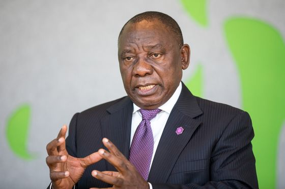Ramaphosa Sets Out Plans to Revive South African Economy