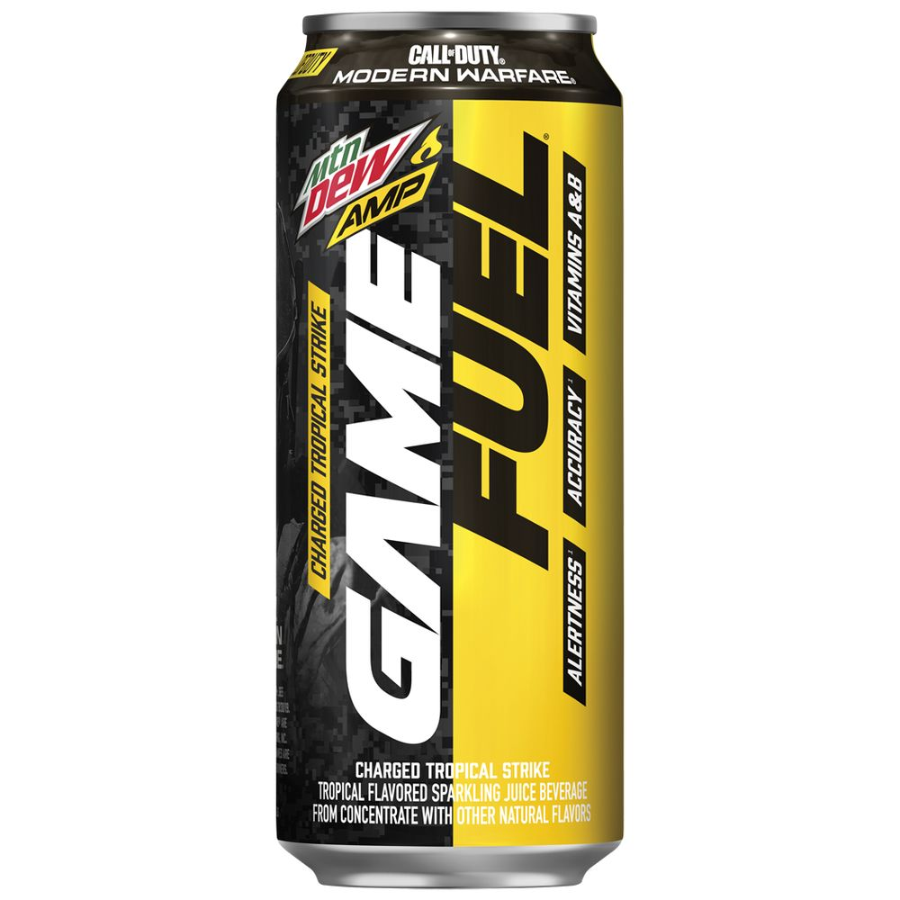 PepsiCo Finds Elusive Soda Success With Mountain Dew for Gamers