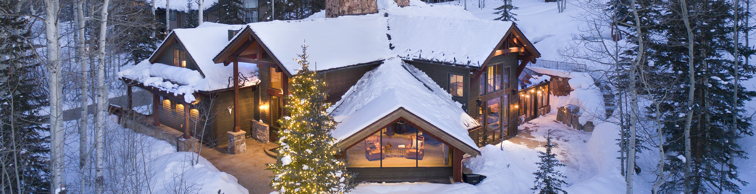 1400 Wood Road in Snowmass Village is on sale for $6.95 million.