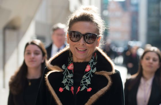 Oligarch A Step Closer To Losing $585 Million Divorce Battle