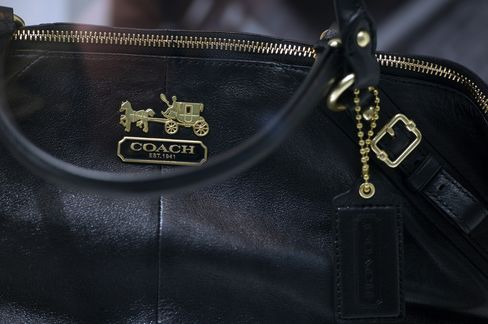 Coach Lacking Brand Personality Seen as Hindering Growth