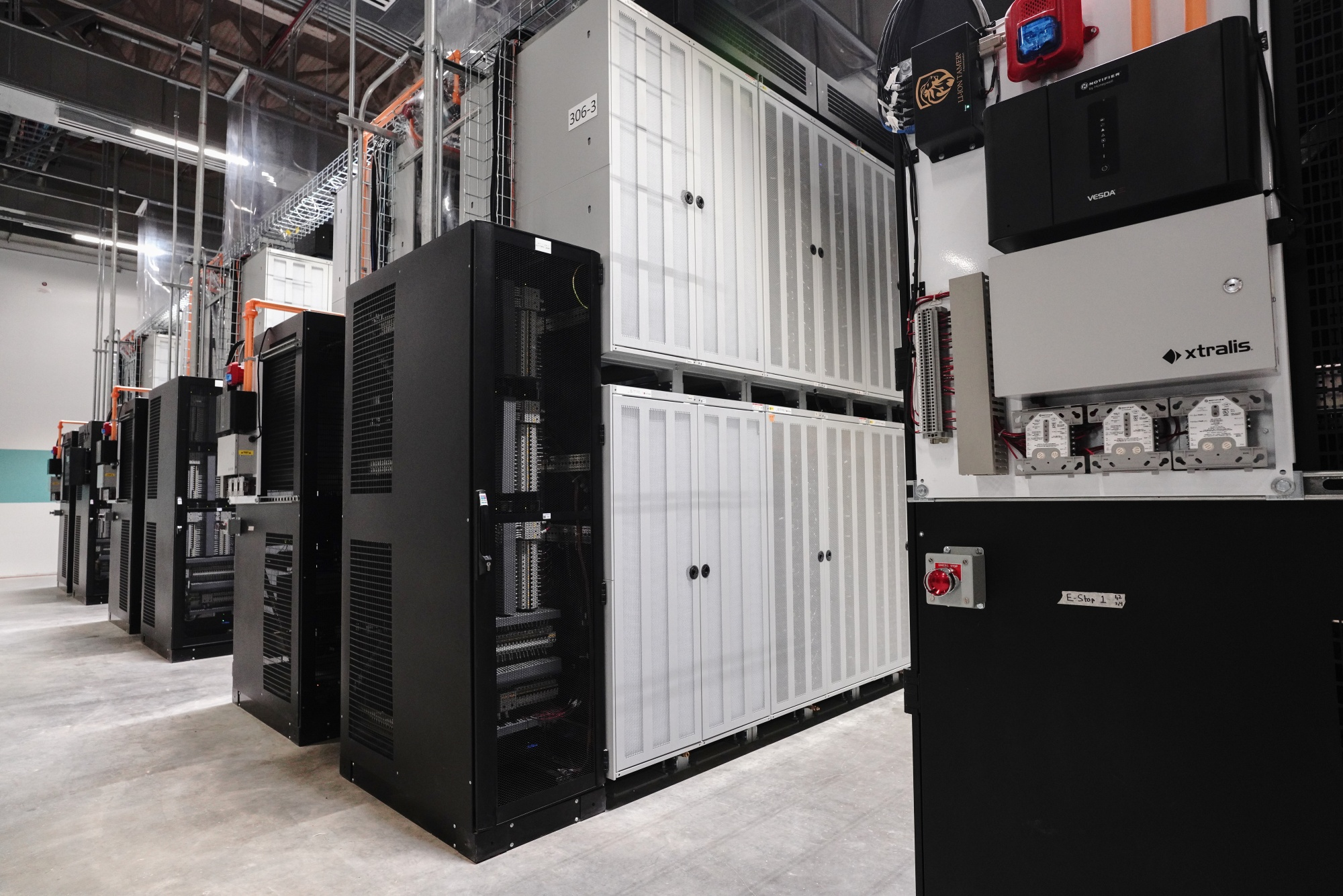 Inside The AES Alamitos Energy Center And Battery Storage Project