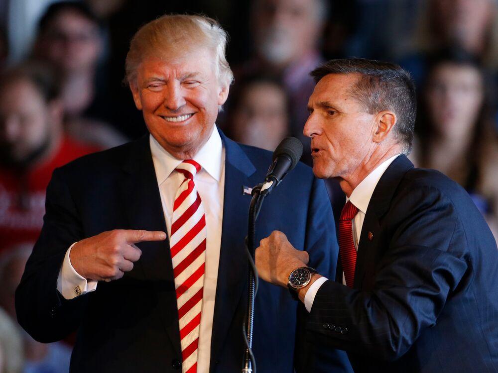 Trump Was Right to Pardon Michael Flynn - Bloomberg