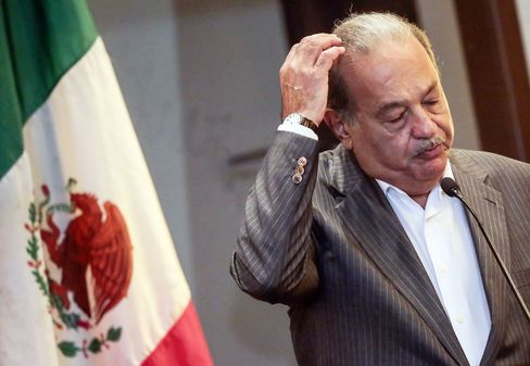 NICARAGUA-MEXICO-FINANCE-ECONOMY-BUSINESS-SLIM