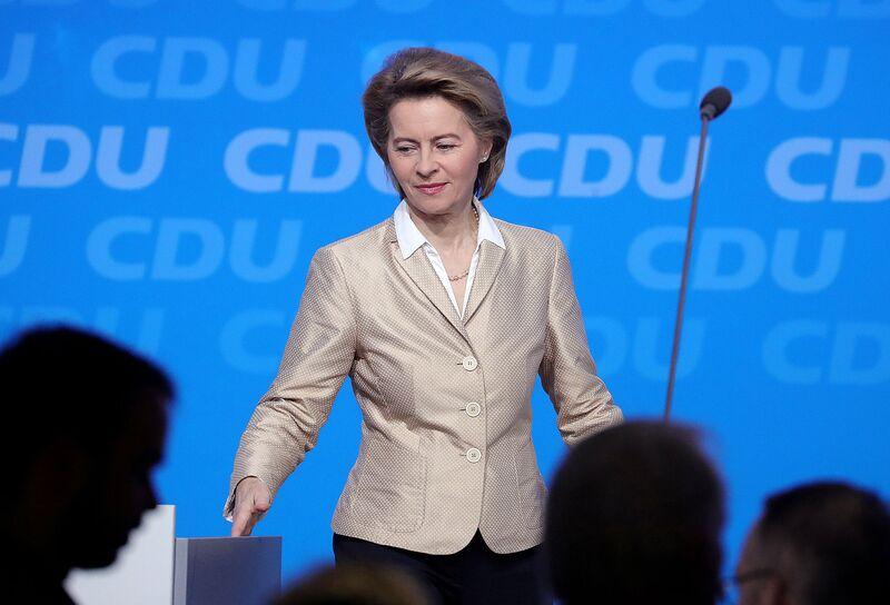 Η επιλογή της Ούρσουλα φον ντερ Λάιεν αποδυναμώνει το Ευρωπαϊκό Κοινοβούλιο