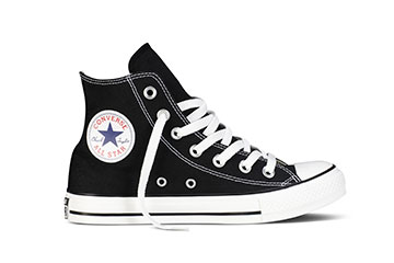The Chuck Taylor All Star, without any of the Nike tech
