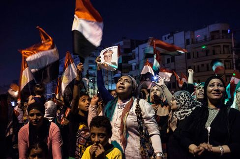 Bloomberg View: Why It's Time to Get Tough With Egypt