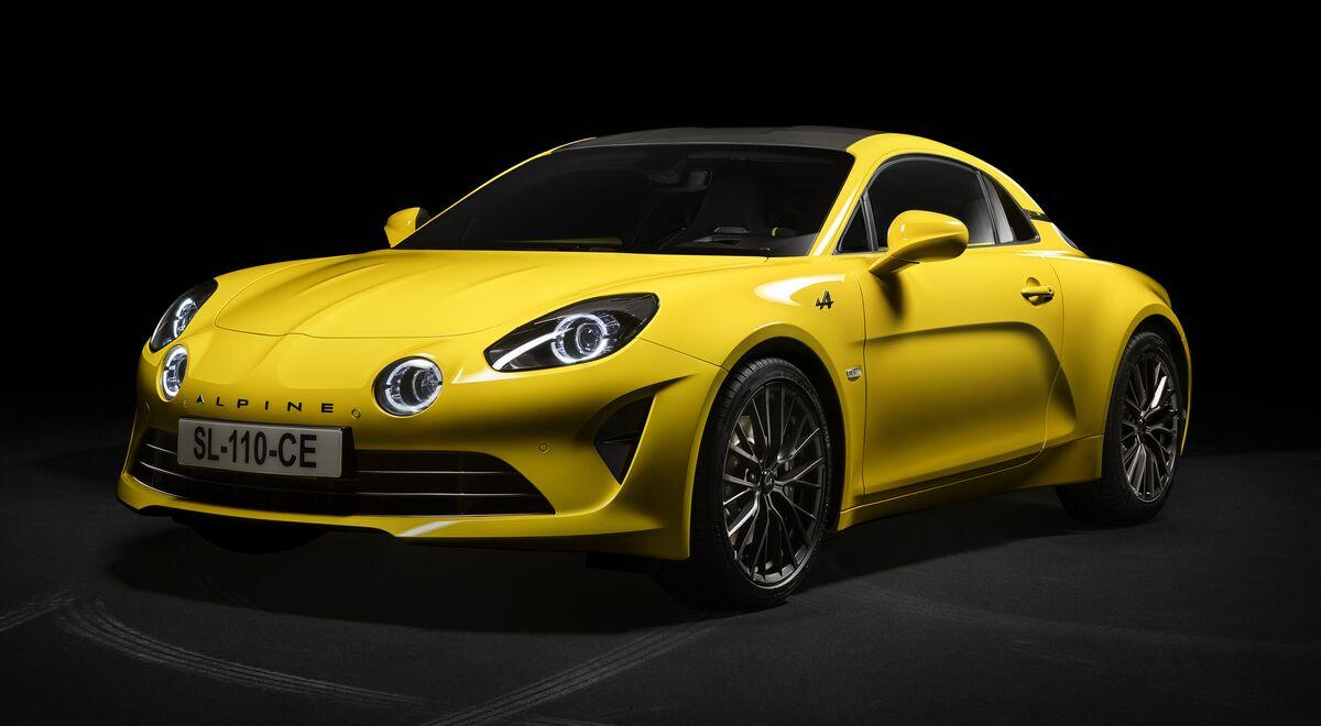 Renault Aims to Turn $80,000 Sports-Car Line Into a Mini Ferrari