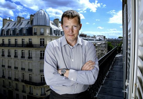Nathaniel Rothschild Bumi PLC Co-Founder