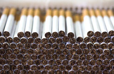 Europeans Struggle to Put Out Cigarettes