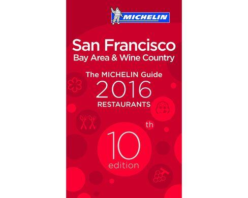 Michelin stars are announced for the Bay Area.