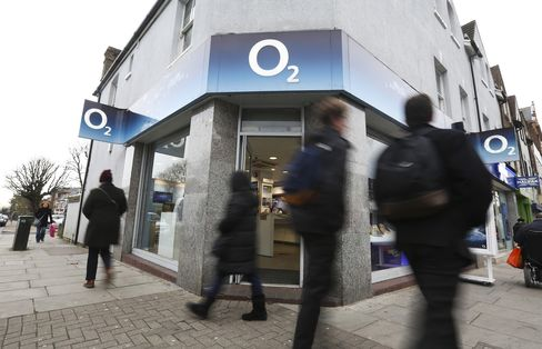 Telefonica in Early Talks to Sell O2 to Hutchison Whampoa