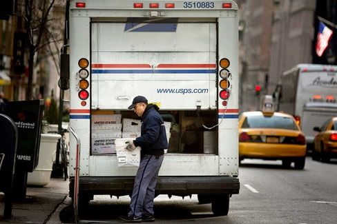 How Aging Trucks Could Doom Nationwide Mail Delivery