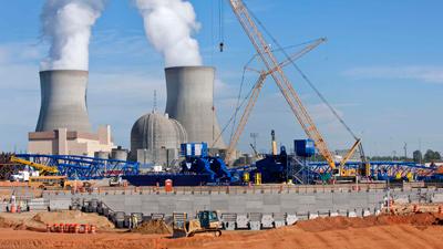 ジョージア州のボーグル原子力発電所