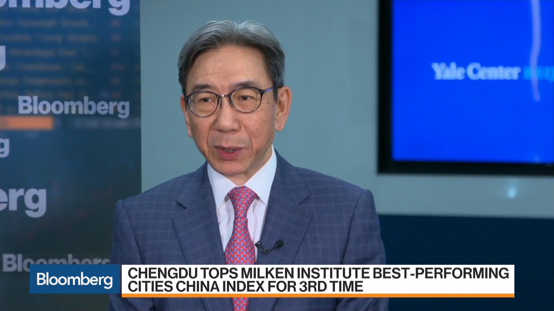 Perry Wong, managing director at Milken Institute, on China's 'best-performing' cities