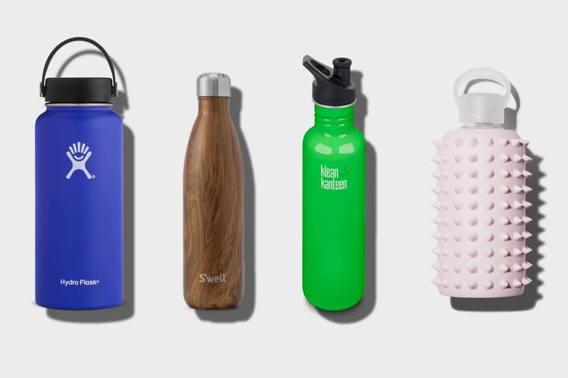 Fancy Water Bottles Arent Worth the Money But They May Change Your