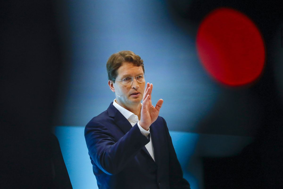 Daimler CEO Says Painful Overhaul Is Starting to Bear Fruit
