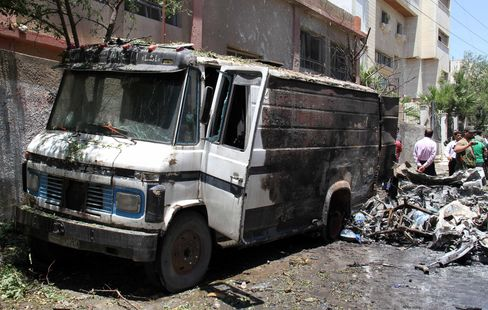 Syrian Rebel Attacks Intensify, Raising Toll for Assad's Army