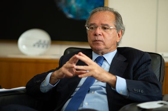 Brazil Tax Reform Talks May See Lower Proposed Rate on Dividends