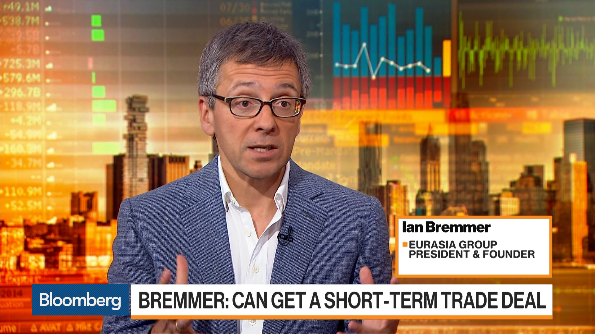 Ian Bremmer Says 'You Can't Fix the Huawei Situation'
