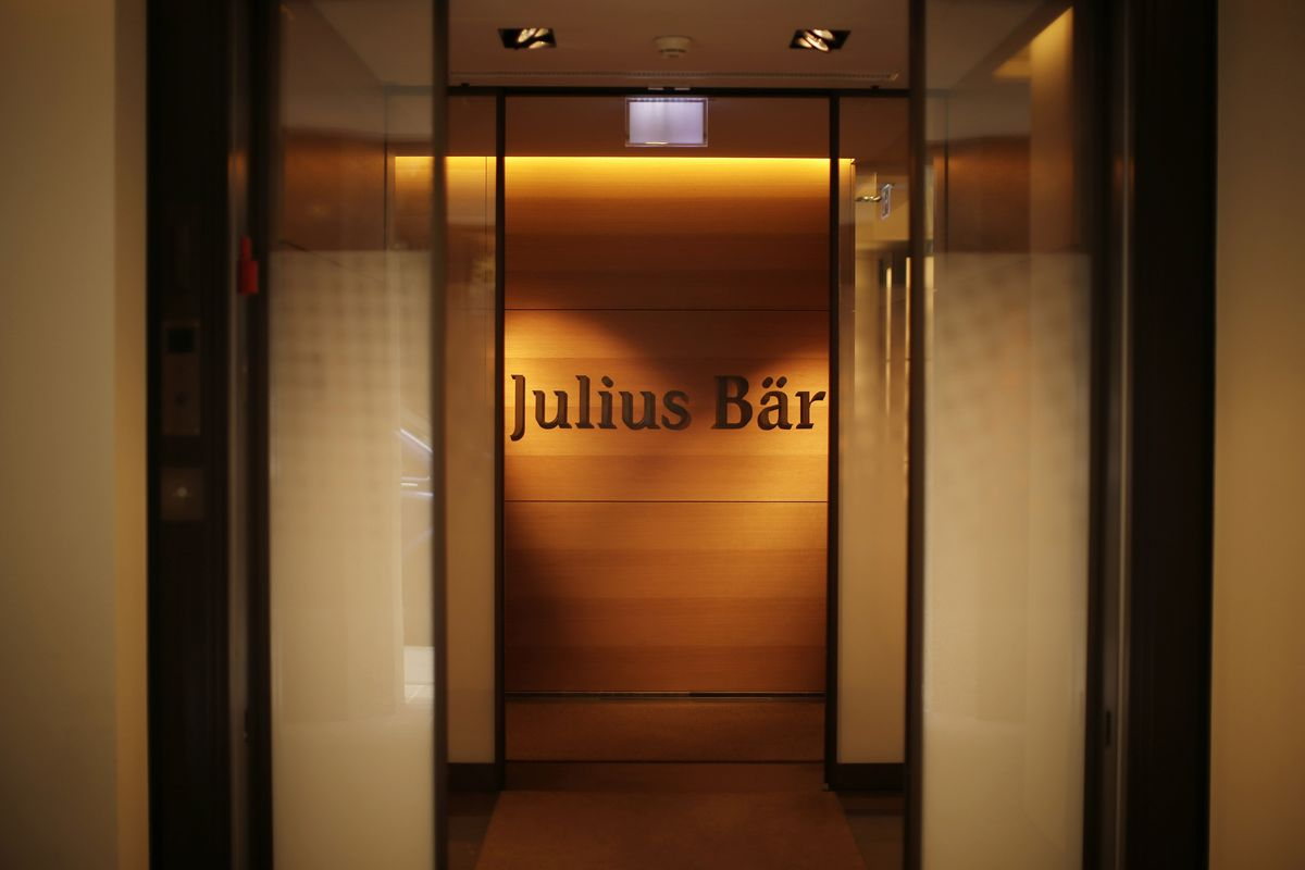 Julius Baer to Lure Wealthy South Africans With New Office